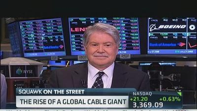 Cable Giant's 'High-Wire' Act