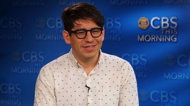 Kickstarter CEO Yancey Strickler on the project he thinks about the most