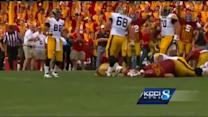 Hawkeyes win 2013 Cy-Hawk Showdown
