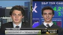 Confessions of a teenage trader