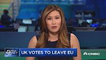 The Week That Was: Britain leaves the EU