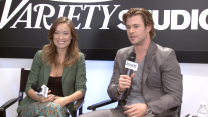 Chris Hemsworth and Olivia Wilde Rush Interview – TIFF 2013