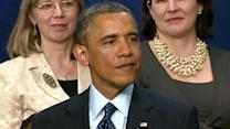 Obama: Deal to avert fiscal cliff is 'within sight'