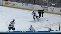 Dustin Penner buries one-timer past Kuemper