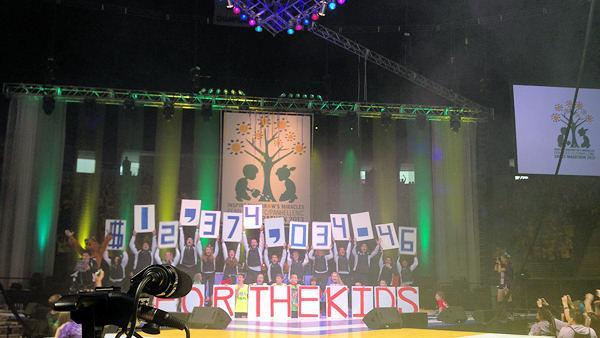 Penn State's THON raises record breaking $12.3 million (PHOTOS)