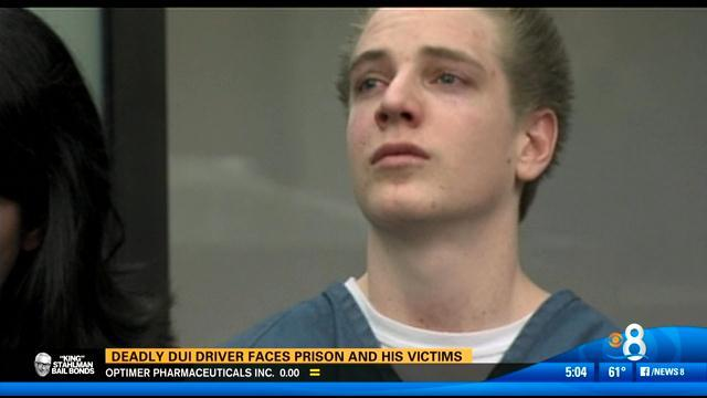 Deadly DUI driver faces prison and his victims