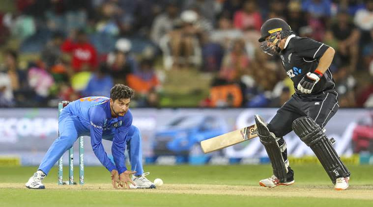kuldeep yadav, kuldeep yadav india, kuldeep yadav world cup, india vs australia, kuldeep yadav wickets, india cricket team, cricket news, sports news, indian express