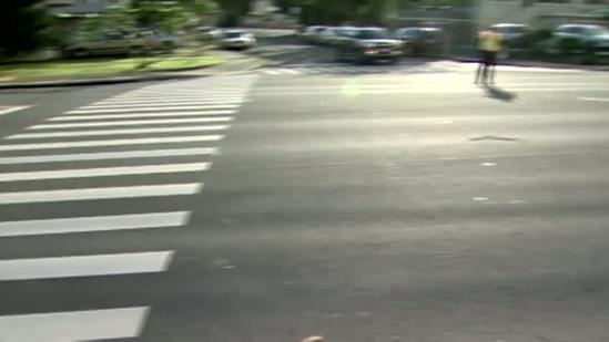 Pedestrian hit by truck in Kailua