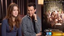 'Beautiful Creatures' stars chat with ABC7
