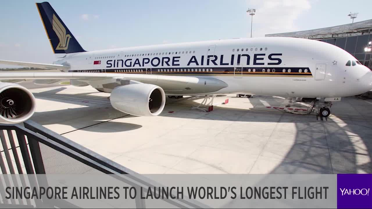 Longest flight in the world [Video]