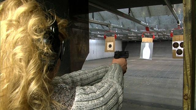 Women and the gun control battle
