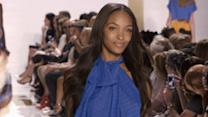 "Jourdan Dunn's Backstage Style Advice: ""Keep It Comfy - Keep It Cute"""