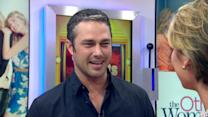 Taylor Kinney Answers Fan Questions About 'The Other Woman'