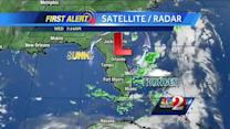 Similar weather pattern continues through weekend