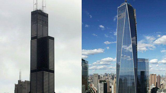NYC, Chicago battle over tallest building title