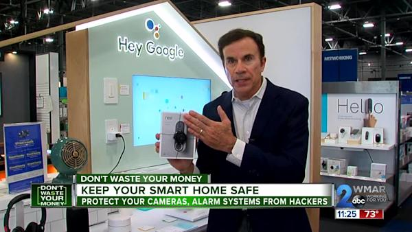 Amcrest ProHD Smart Cam can keep your home safe