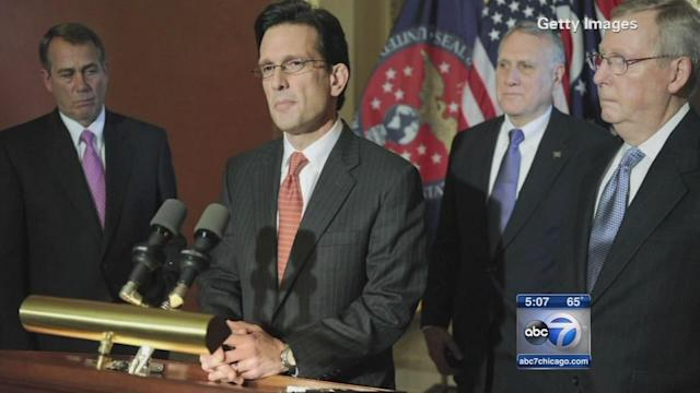 Eric Cantor loss could impact Illinois Republican Party