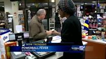 Powerball fever hits $320 million