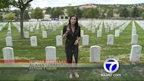 Veterans Cemeteries