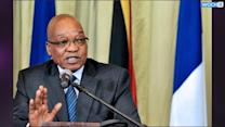 South Africa's Zuma Under Pressure In Major Policy Speech