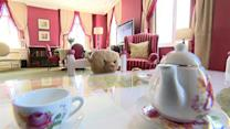 Royal baby inspires London hotel's luxurious nursery