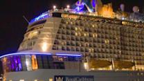 Royal Caribbean Cruise Ship Docks
