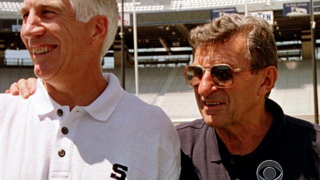 Scandal pushes Paterno to retirement