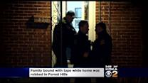 Family Tied Up During Forest Hills Home Invasion