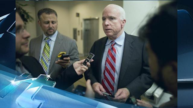 Breaking News Headlines: McCain Won't Delay Dempsey's Nomination as U.S. Military Chief