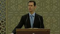 Raw: Syria's Assad Sworn in for 3rd Term