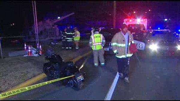 1 dead in Delaware motorcyle accident
