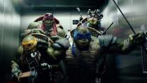 'Teenage Mutant Ninja Turtles' Clip: Elevator