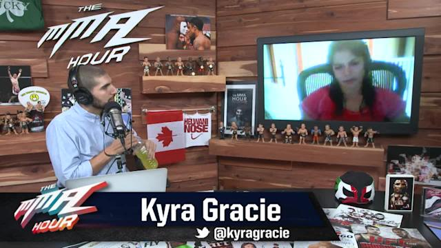 The MMA Hour - Episode 195 - Kyra Gracie