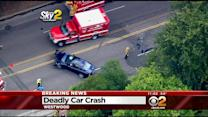 Maserati Driver Likely To Blame In Deadly Westwood Crash