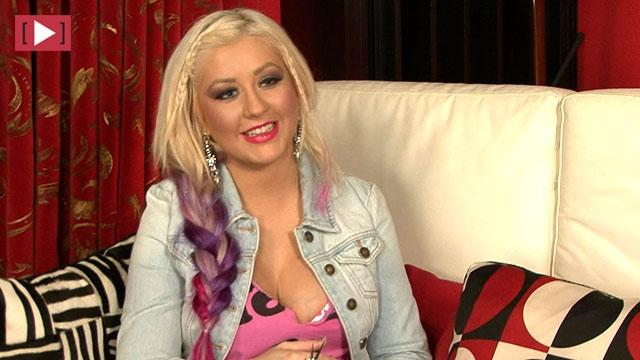Christina: New Album Is All About 'Vocals'