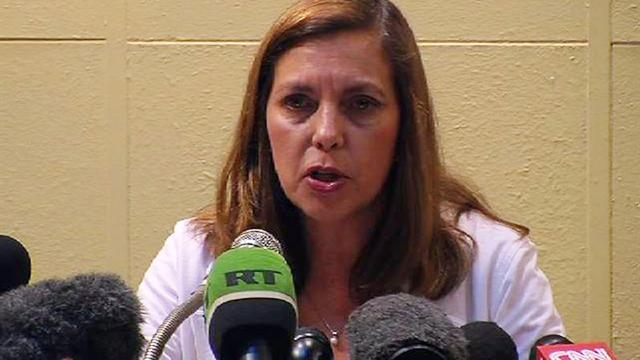 Cuba says U.S. lying about jailed American's health