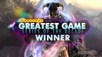 Winner - Greatest Game Series of the Decade