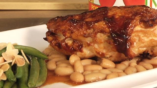 BBQ beans: An easy dish to make in bulk