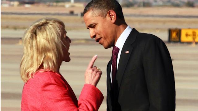 Gov. Brewer: Federal Govt. Not Doing Enough To Secure Arizona's Border