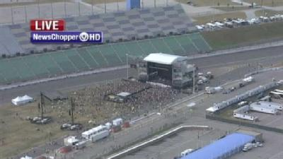 Watch: Kanrocksas Music Festival From The Air