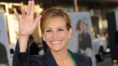 Julia Roberts' 'Larry Crowne' Premiere