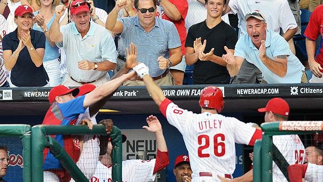 Phillies stars returning to form