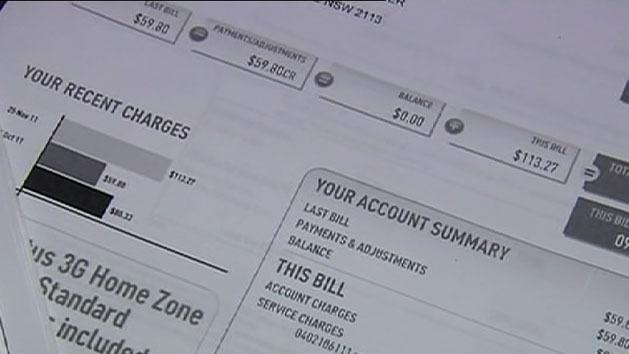 Mobile phone bill complaints on the rise