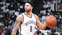 Deron Williams Matches Playoff Career High 35 Points