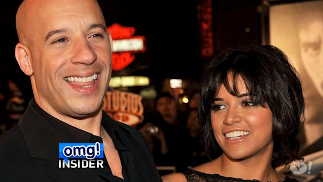 'Fast & Furious 6' Cast Roars Into London for World Premiere