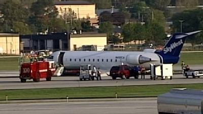 FAA Begins Investigation Into Skywest Mishap