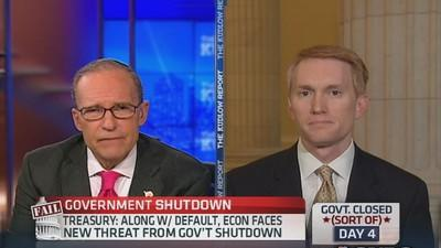 Have to have economic growth: Rep. Lankford