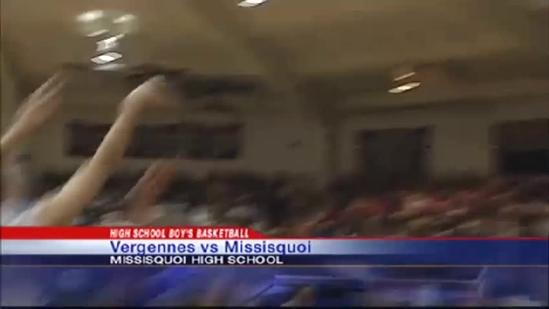 Matt St. Amour shoots for 2000 career points, and a win over undefeated Vergennes