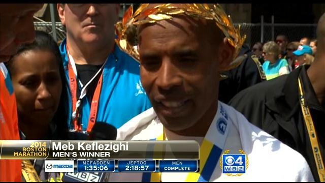 Meb Keflezighi: I Wanted To Win It For Boston