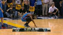 Playoffs - Les Grizzlies croquent OKC